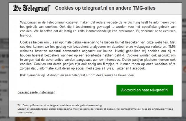 cookies-telegraaf