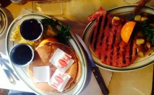 lumberjack breakfast