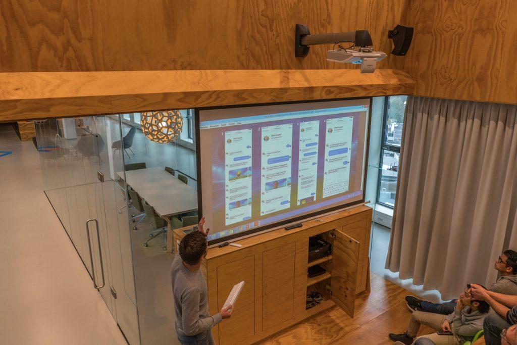 bot-presentatie