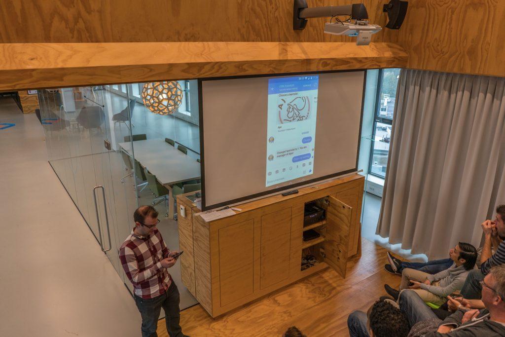 Bot Presentatie